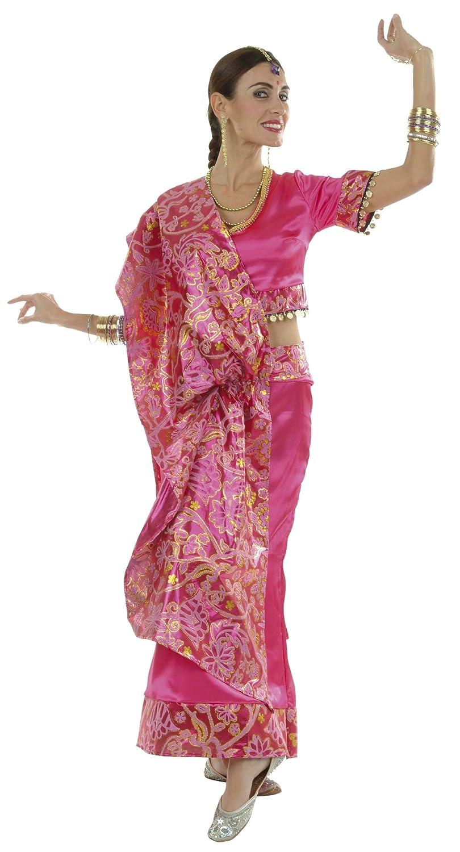 Cesar - Disfraz de bailarina india para mujer (adulto), talla 40 cm: Amazon.es: Juguetes y juegos