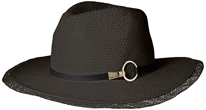 Vince Camuto Women s Clip and Ring Panama Hat d85d44e0490a