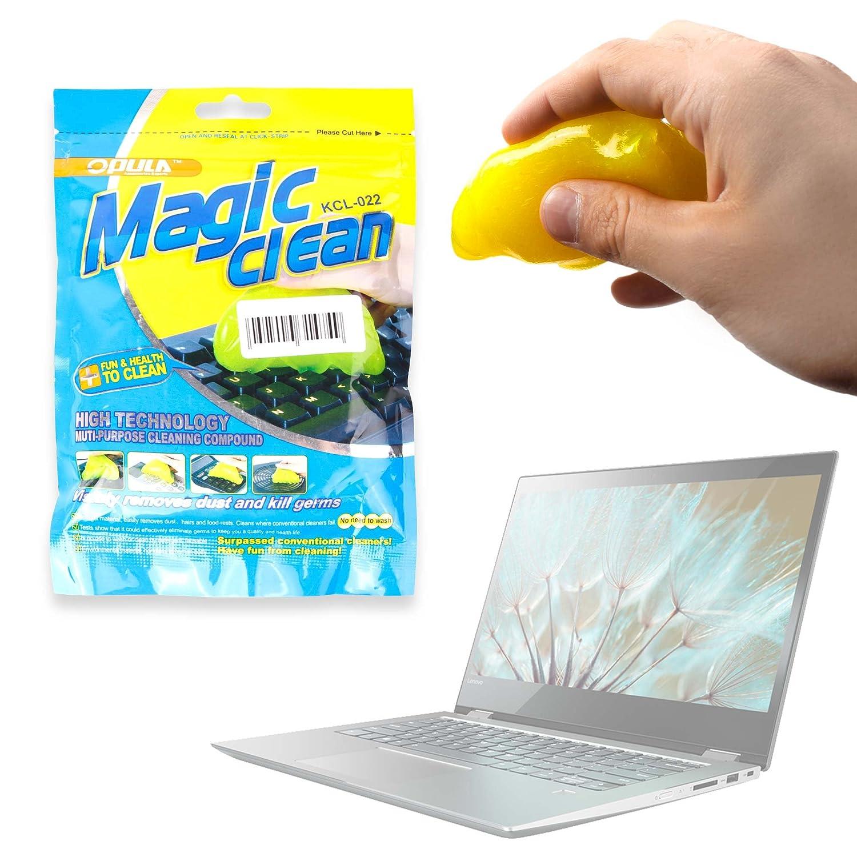 DURAGADGET Potente Gel Limpiador Para Portátil Medion MD 60686/Asus K541UJ-GQ125T/Lenovo Yoga 520-14IKB, Lenovo Ideapad 320-15ISK: Amazon.es: Electrónica