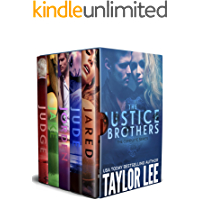 The Justice Brothers Complete Series: Sizzling HOT Romantic Suspense (The Justice Brothers Series Book 6)