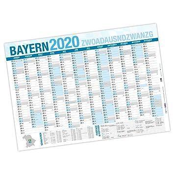 itenga XXL PREMIUM Bayern Agenda (Año 2019 - Calendario de ...