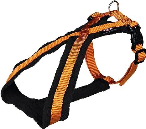 Trixie - Arnes Confort Premium, Colores - Naranja, Dimensiones ...