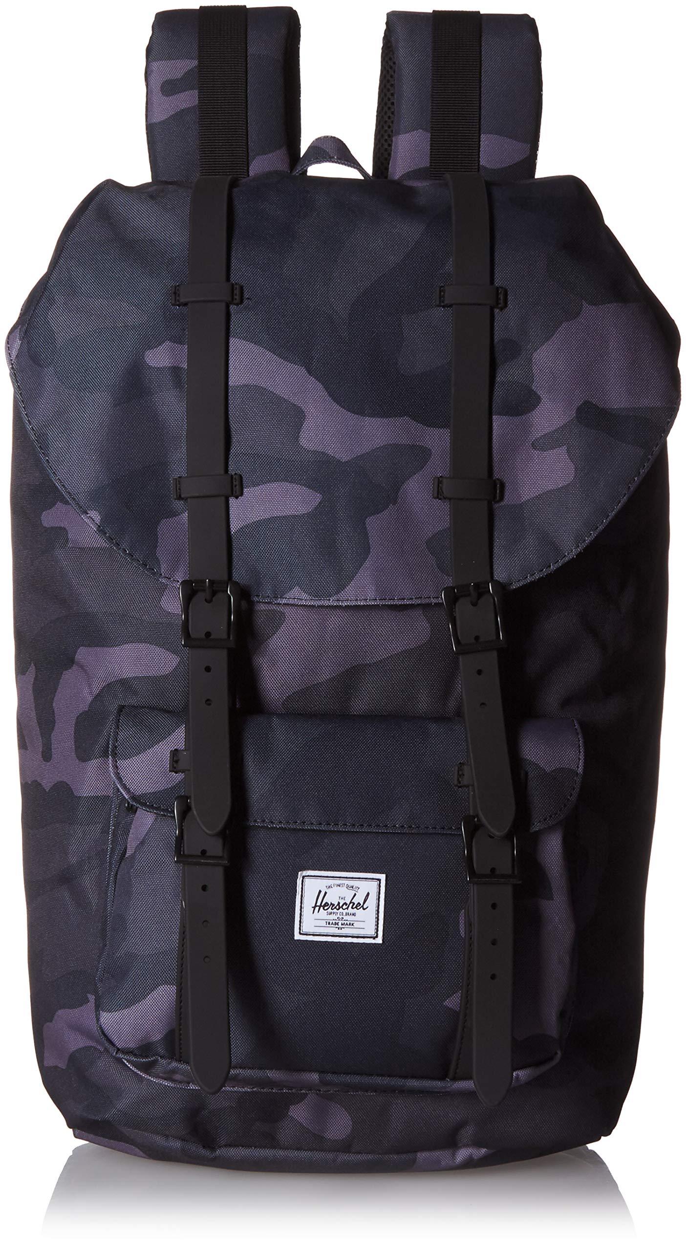 Herschel Little America Backpack, Night Camo, One