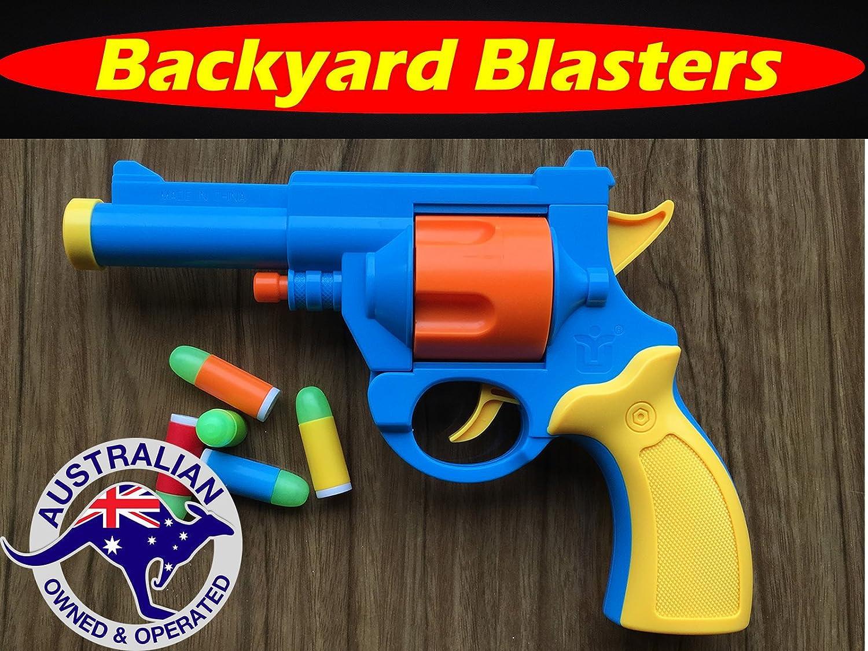 Toy Gun - Realistic 1:1 Scale  45 ACP Revolver Prop - Rubber