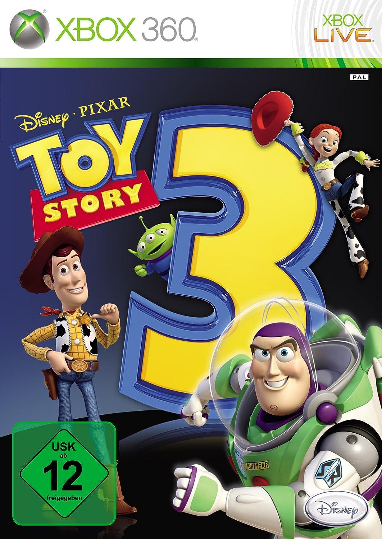 Toy Story 3: Das Videospiel [Importación alemana]: Amazon.es ...