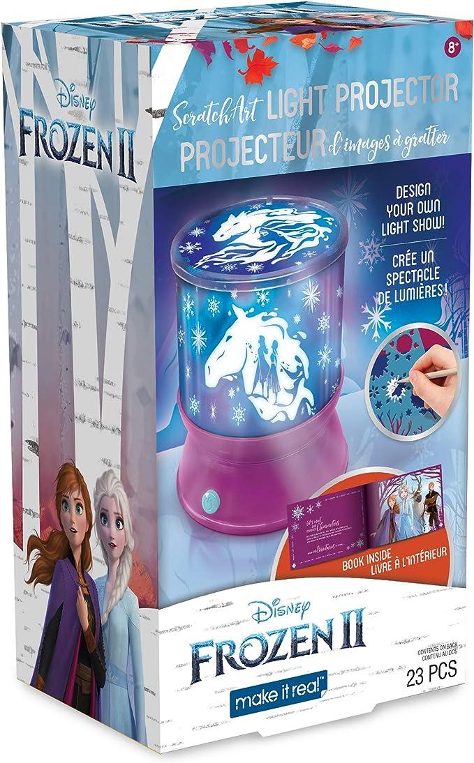 Make It Real - Proyector Disney Frozen 2 Starlight - DIY Proyector ...