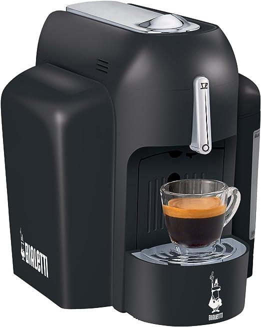 Amazon.com: Bialetti I Caffe D ITALIA Negro Mini Express ...