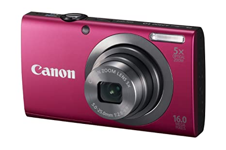 Review Canon PowerShot A2300 16.0