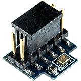 NooElec Tiny TCXO: 0.5PPM TCXO Module for HackRF. Plug & Play, Compatible Aluminum Enclosure for HackRF & GSG Acrylic Enclosure. 0.5PPM, Ultra-Low Phase Noise, Ultra-Low Profile