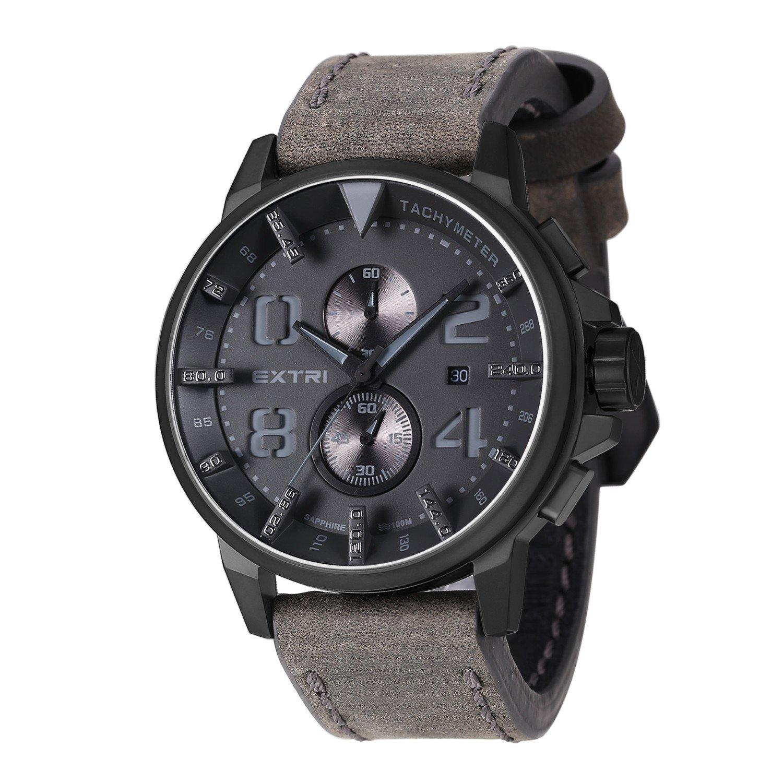 Extri Herren-Armbanduhr X3003C