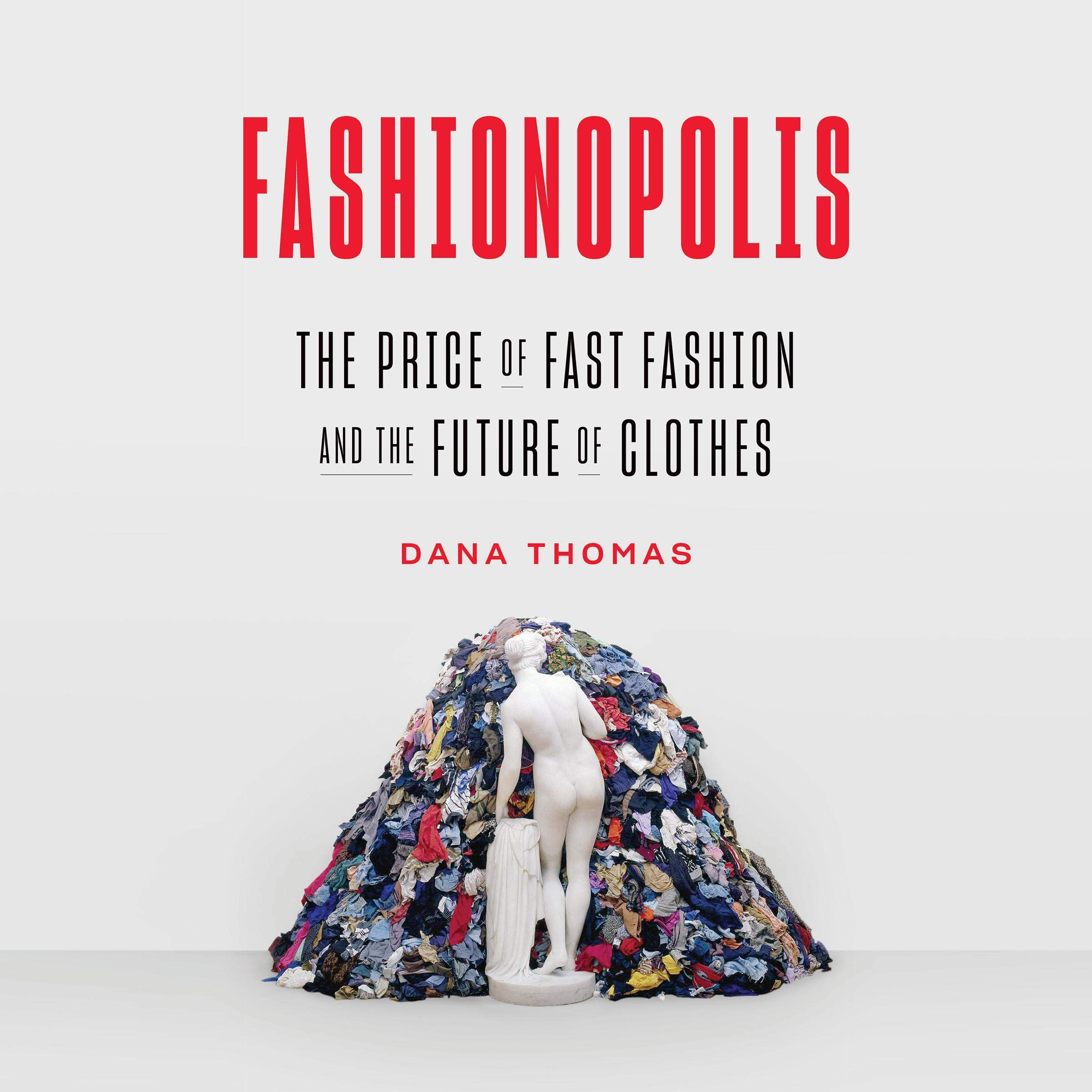 Fashionopolis  The Price Of Fast Fashion And The Future Of Clothes