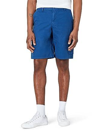 0be80d147a2 Cotton Cargo Shorts - Shorts - Bermuda droit - Homme  Amazon.fr  Vêtements  et accessoires