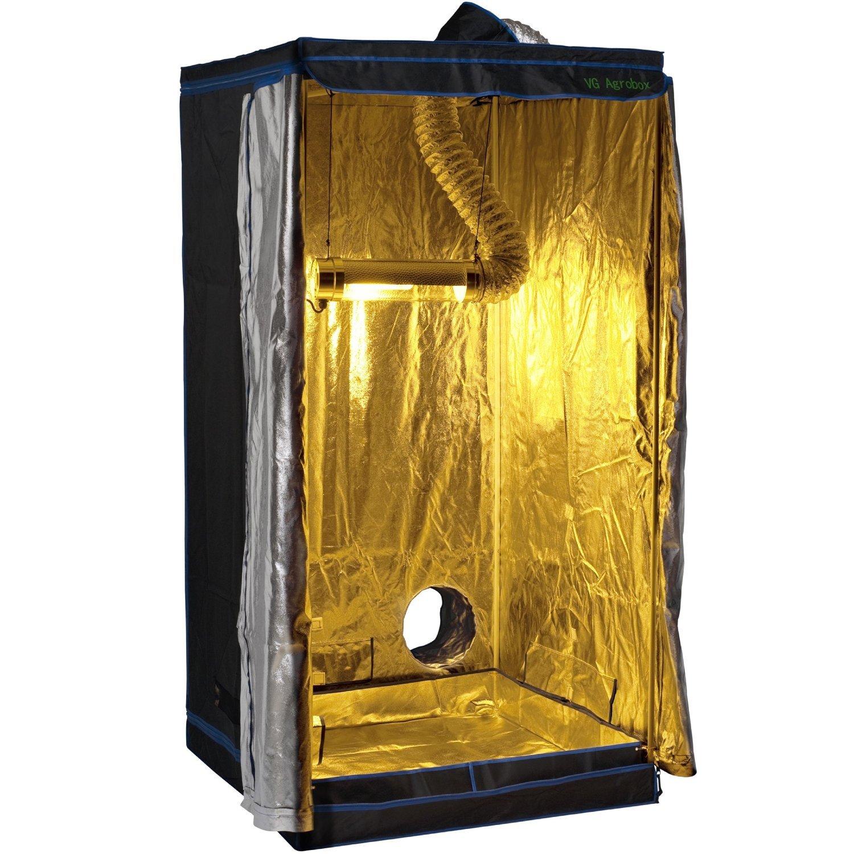 Chambre de culture vg agro box TM 100 x 100 x 200 cm Amazon
