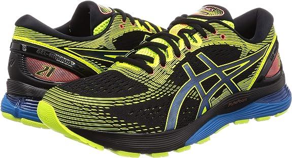 ASICS Gel-Nimbus 21 SP, Zapatillas de Running para Hombre: Amazon.es: Zapatos y complementos