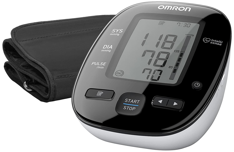 OMRON HEM-7270-E - Tensiómetro de brazo eléctrico, color negro ...