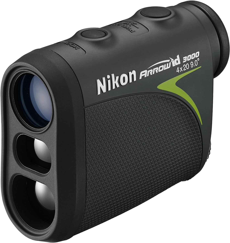 Best archery rangefinder : Nikon arrow id 3000 rangefinder