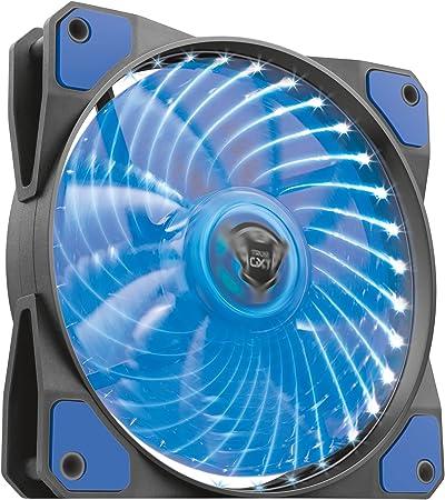 Trust Gaming GXT 762B - Ventilador de Carcasa con iluminación para ...