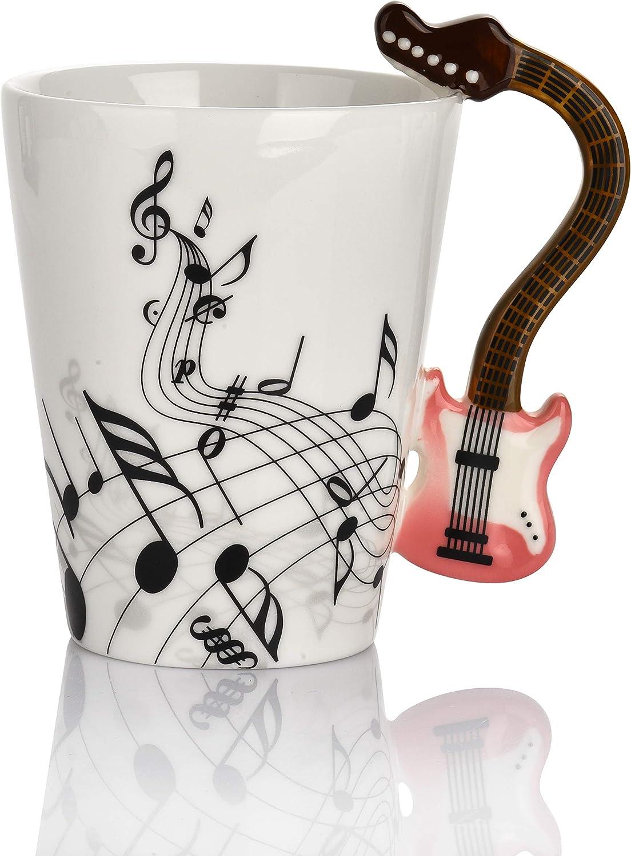 Funny Mugs BM Keyboard Warrior Band Rock Pop Guitarist Drum MAGIC MUG