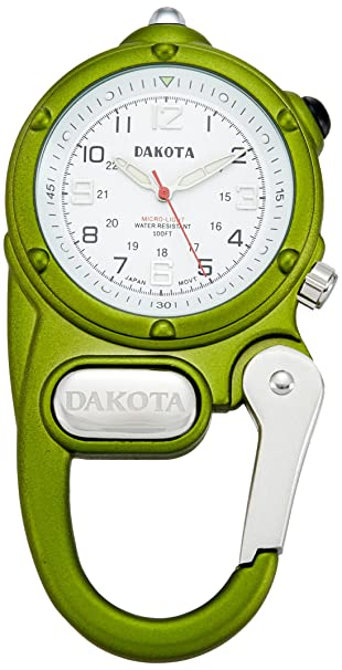 Clip-on Watch~ With Case New In Case Dakota Watches Wristwatches Jewelry & Watches