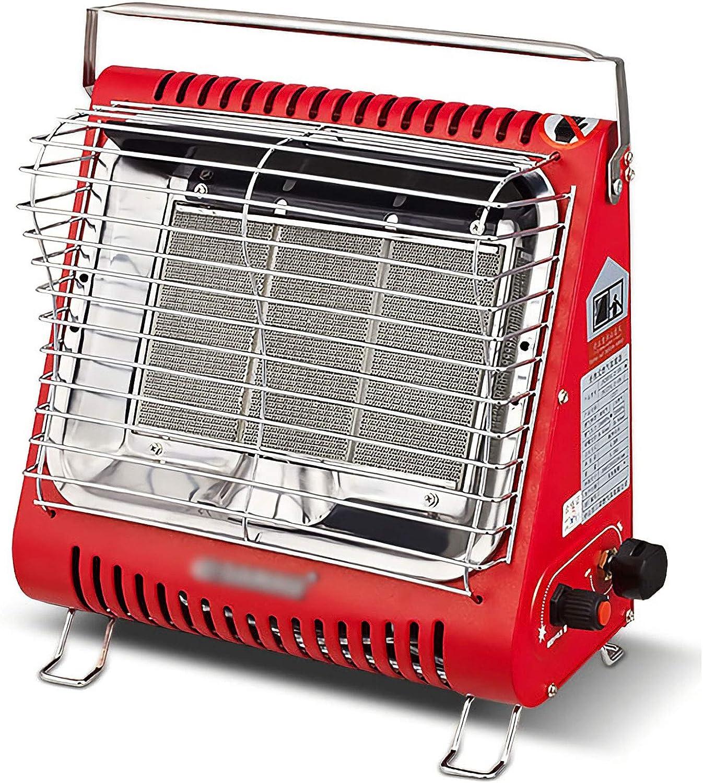 Calefactor Portátil de Gas Butano (GLP), Estufa Gas ...
