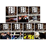 The FBI Files: The Complete Series – All 7 Seasons – 34 DVDs – 121 Episodes