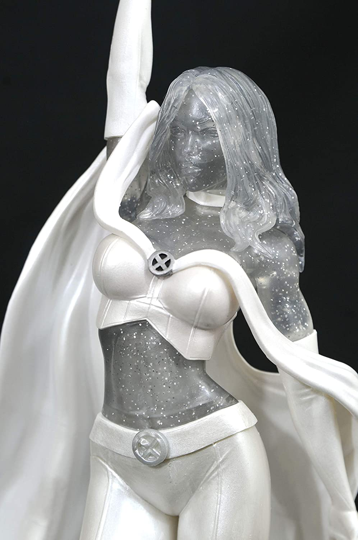 Multicolor DIAMOND SELECT TOYS Marvel Gallery Emma Frost Diamond PVC Figure