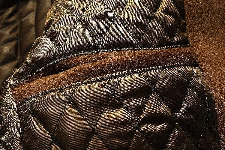 Vestes en Laine À Revers Simple pour Boutonnage Manteau Loisirs Hommes Manches Longues en Trench Slim Fit pour Hommes avec Manteau À Col en Fourrure Amovible Grün