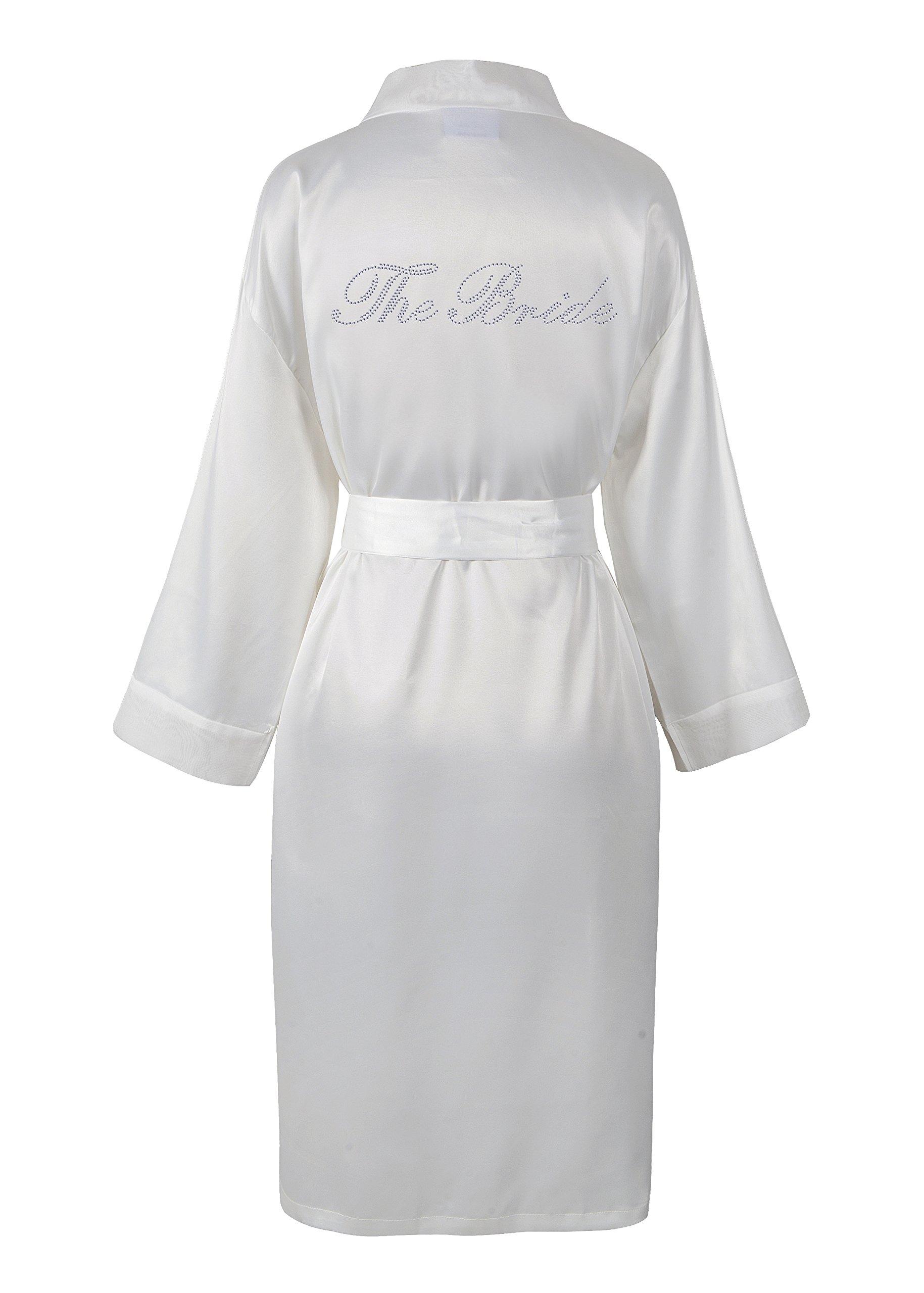 Wedding Dressing Gowns: Amazon.co.uk