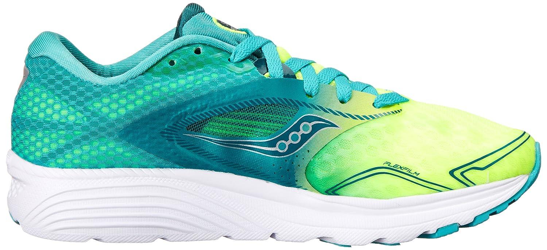 Saucony Shoe Women's Kinvara 7 Running Shoe Saucony B00YBFIGVK 10.5 B(M) US|Teal/Citron 9bc0f5