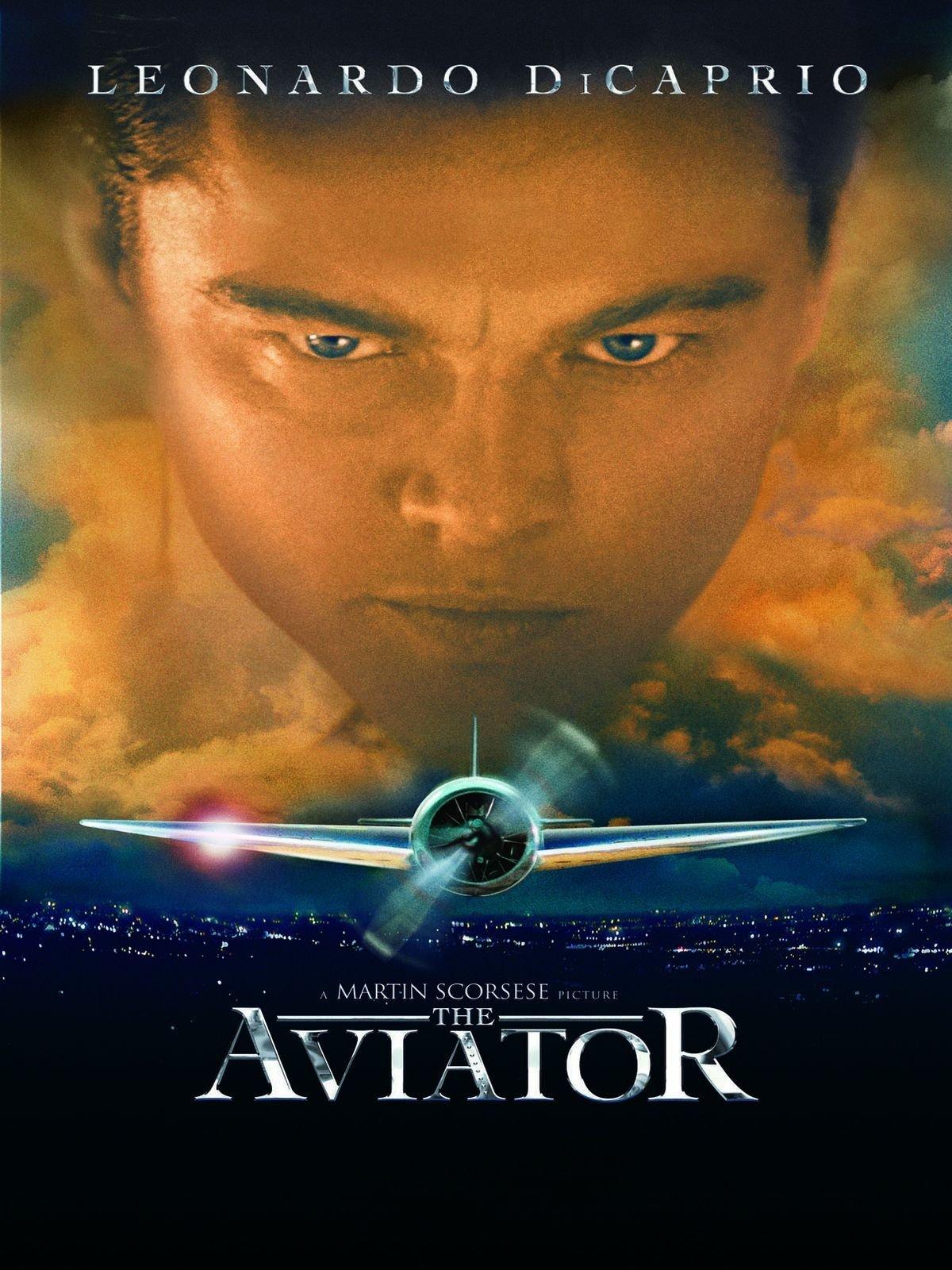 Amazon: The Aviator: Leonardo Dicaprio, Cate Blanchett, Kate  Beckinsale, John C Reilly
