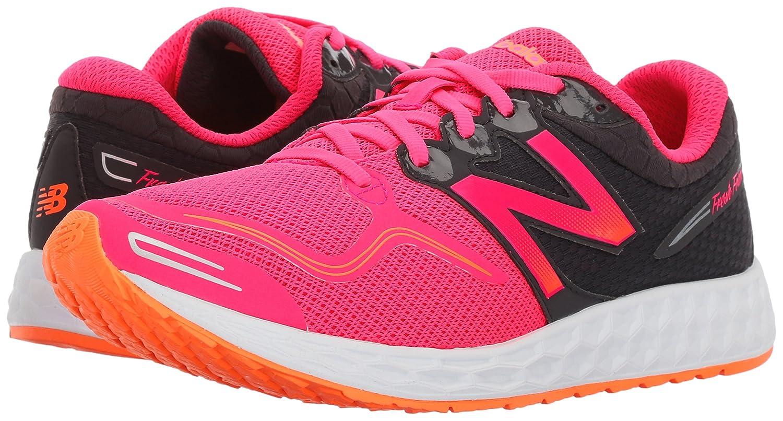 New Balance Women's Veniz V1 Running Shoe B01MTW8Y8F 12 D US Phantom/Alpha Pink