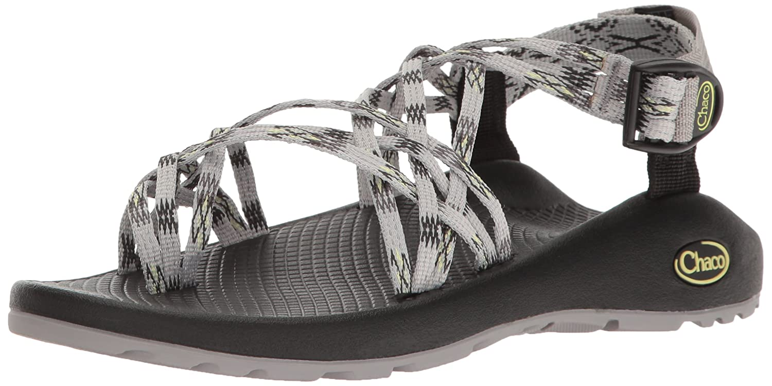 Chaco Women's Zx3 Classic Athletic Sandal B01H4XEDPS 10 B(M) US|Lime Gray