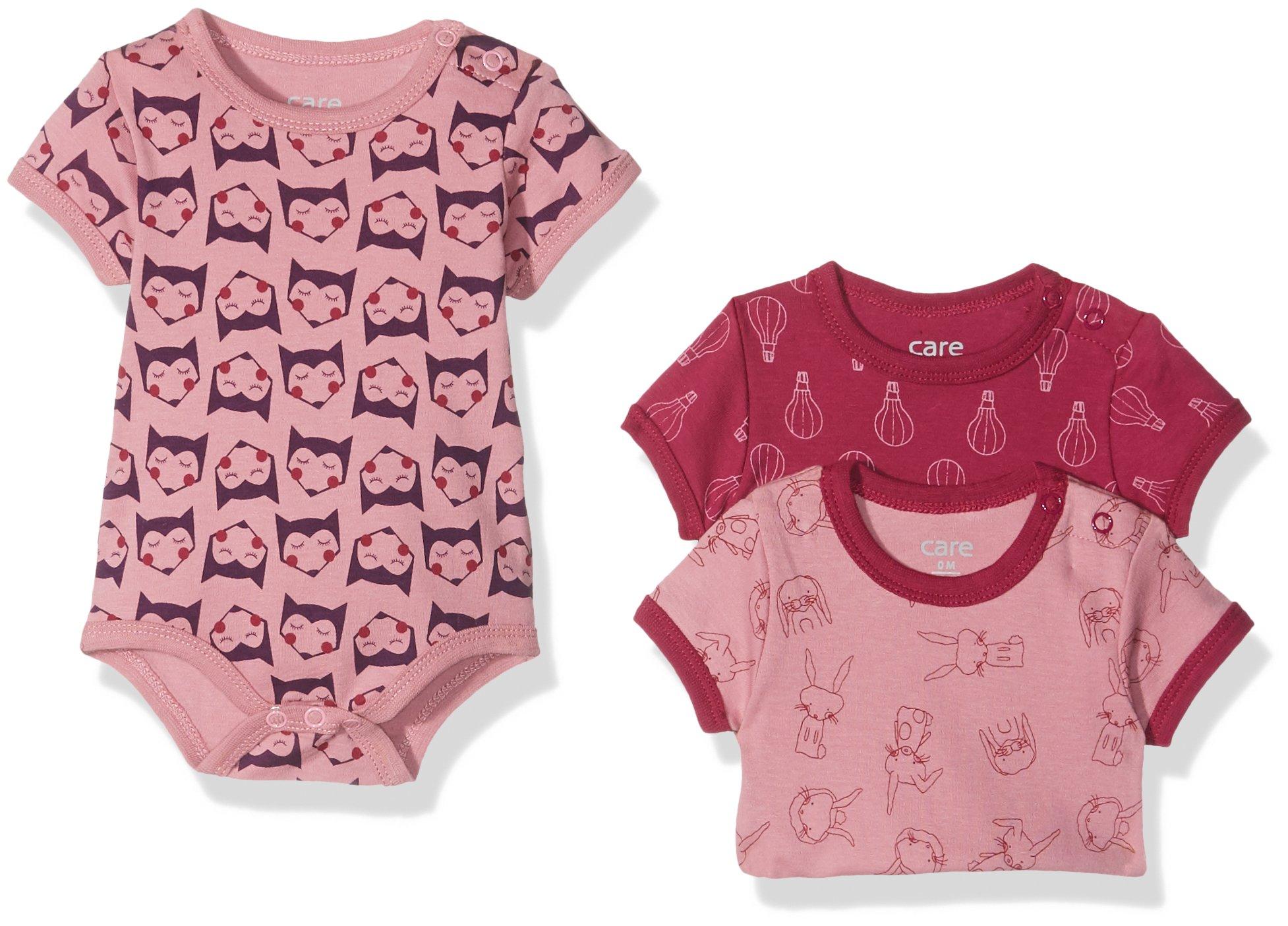 Care Body Bebé-Niñas pack de 3 o pack de 6 product image
