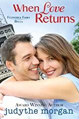 When Love Returns: Fitzpatrick Family - Becca Kindle Edition