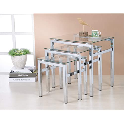 Glass side table - Glass side tables for living room uk ...