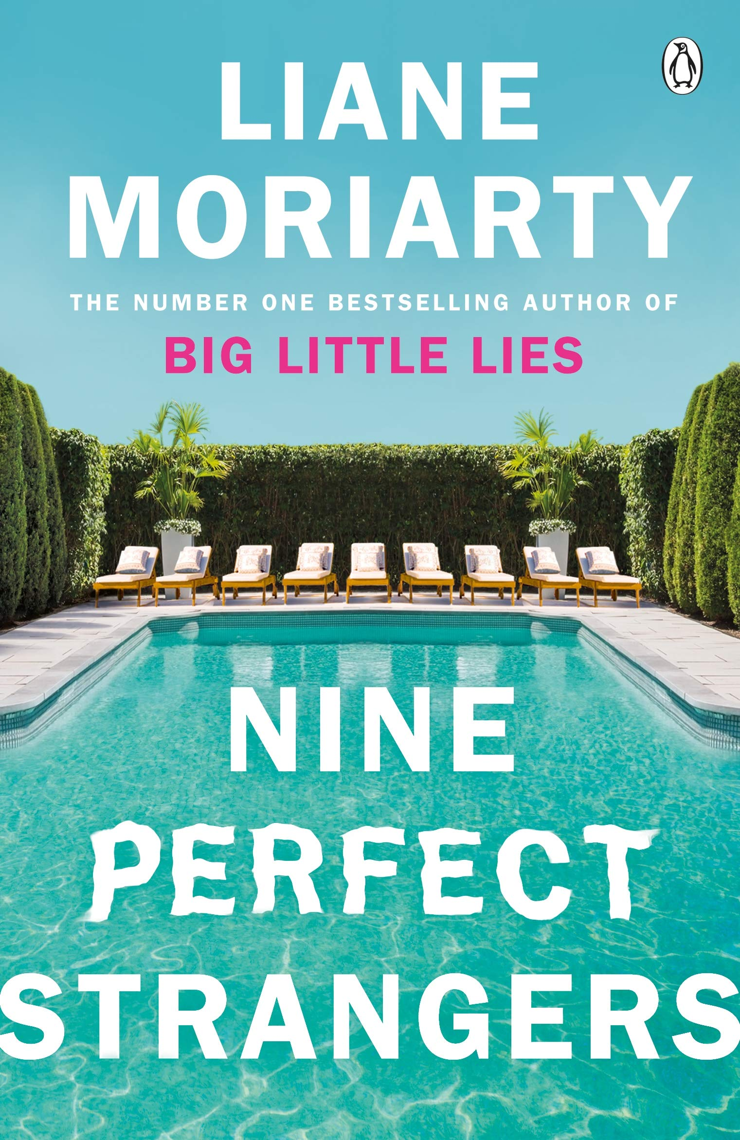 Book Cover for Nine Perfect Strangers