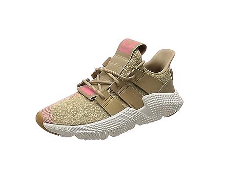 Adidas Prophere, Zapatillas Para Hombre, Marrón (Trace Khaki/Trace Khaki/Chalk Pink 0), 44 EU