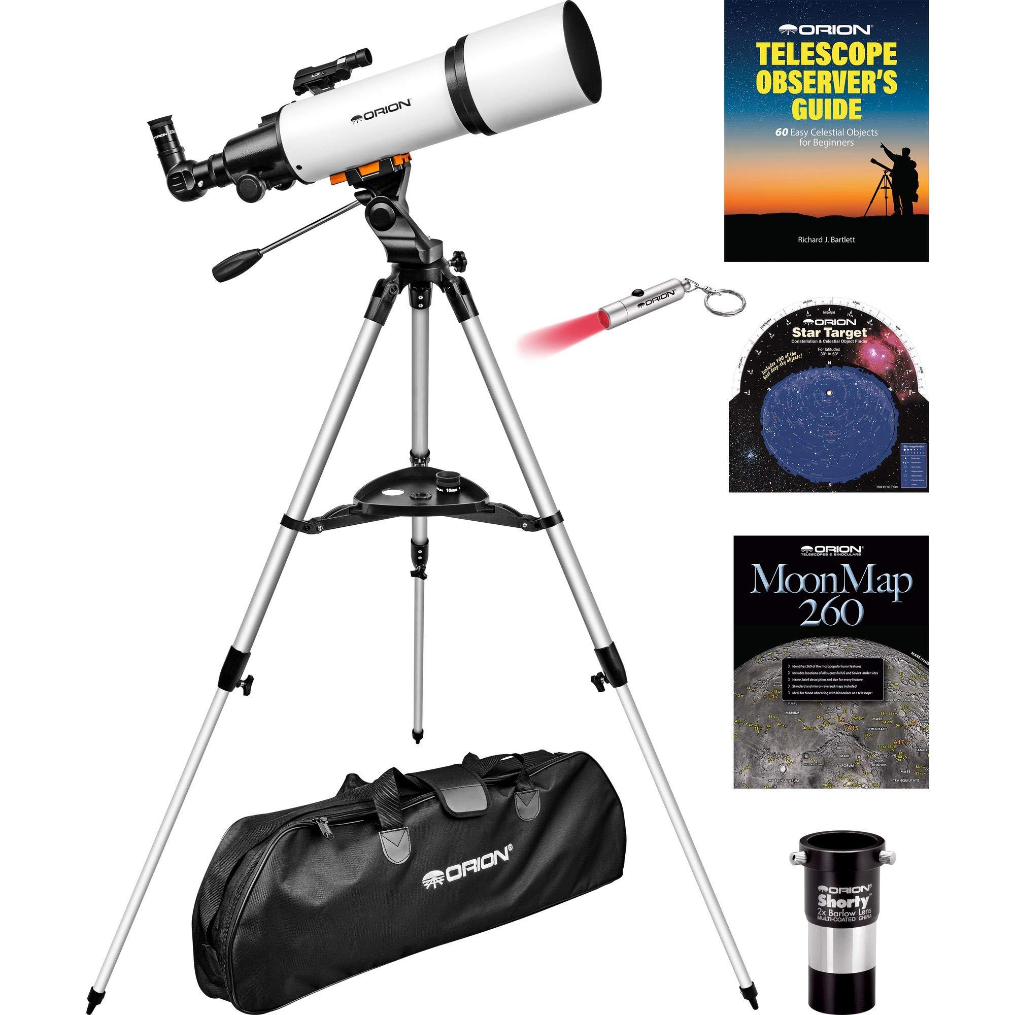 Orion StarBlast 102mm Travel Refractor Kit by Orion