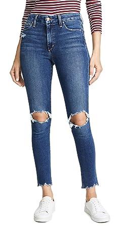 7ec195a67cd Amazon.com: Joe's Jeans Women's Honey High Rise Skinny Ankle Jeans ...