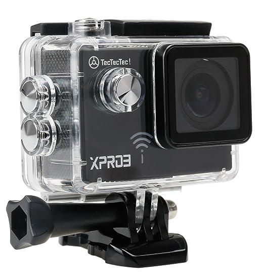 58 opinioni per TecTecTec XPRO3 Action Camera Ultra HD 4K- WiFi Camera di altissima qualità