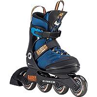 K2 Skate Youth Raider Pro Inline Skates, Blue/Orange