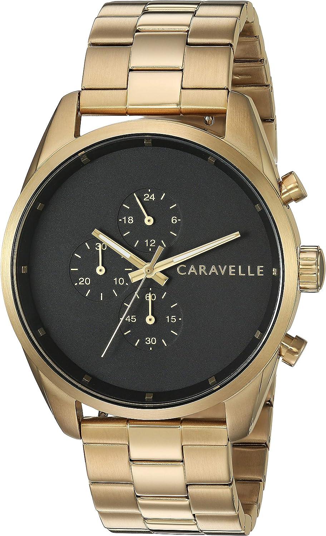 Caravelle Designed by Bulova Dress Watch Model 44A113
