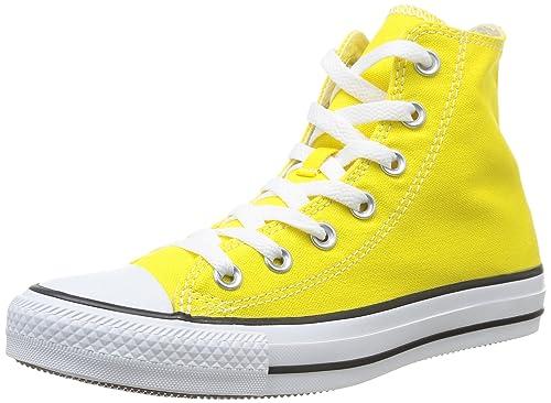 converse giallo citrus