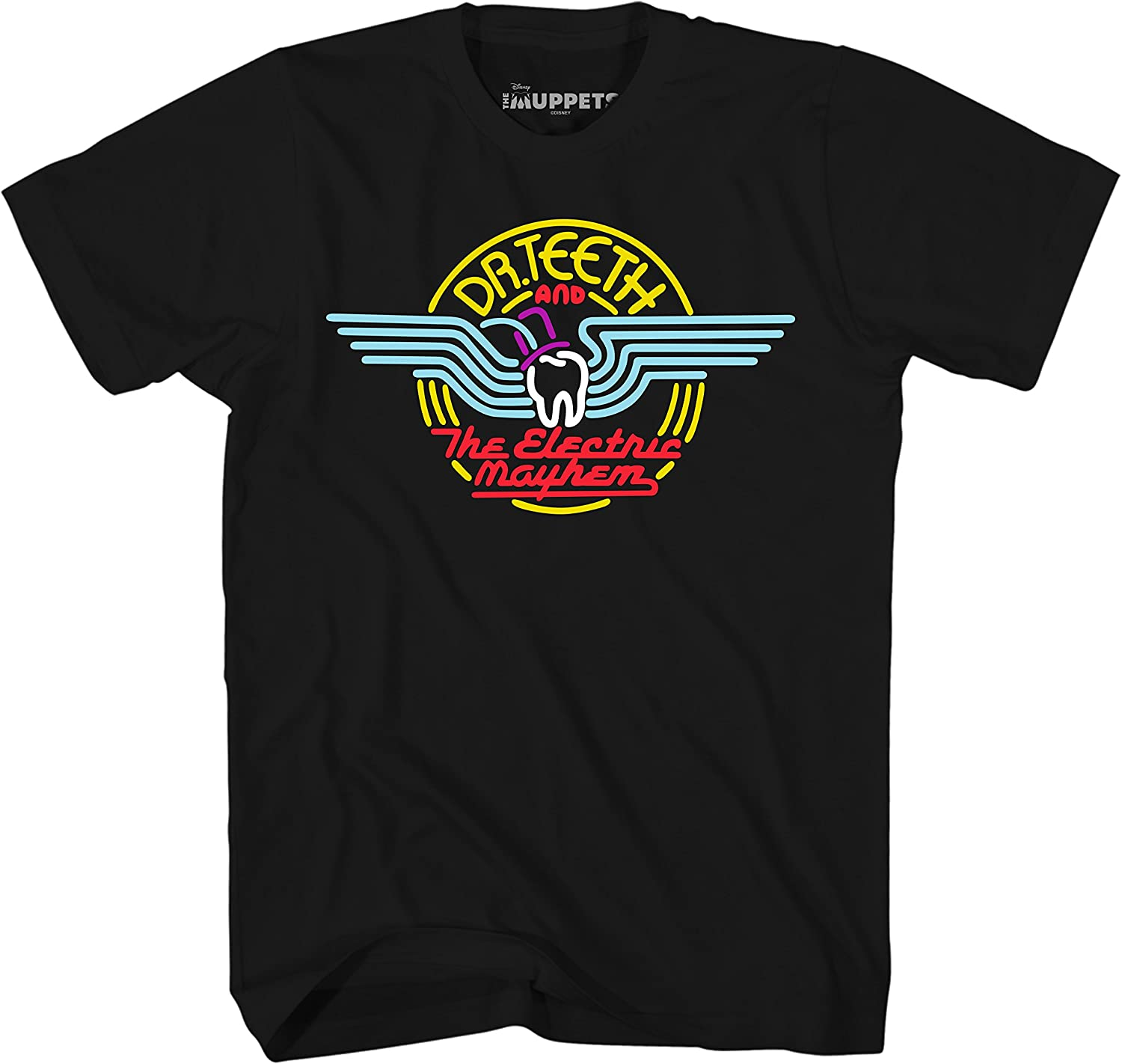 The Muppets Dr. Teeth and The Electric Mayhem Band T-Shirt