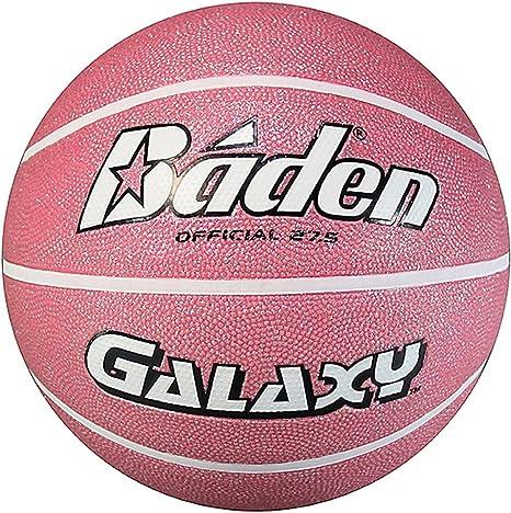 Baden Galaxy - Balón de Baloncesto, Color Rosa con Purpurina, 70 ...
