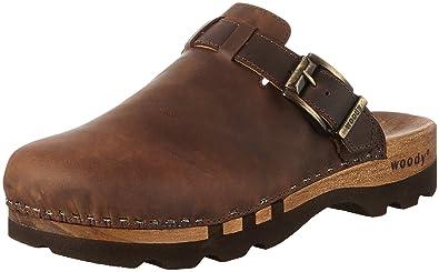 Woody Lukas 6911, Chaussures homme - Noir, 41 EU