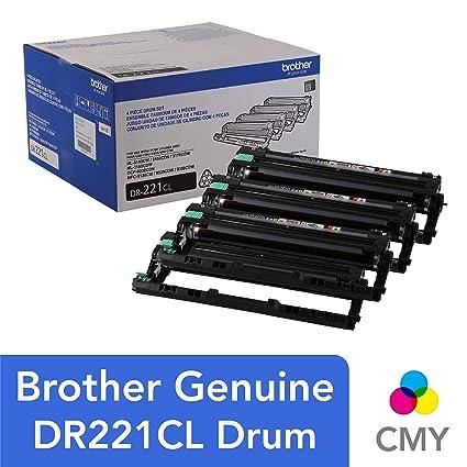 Brother DR221CL 15000páginas - Tambor de impresora (Laser, Negro ...