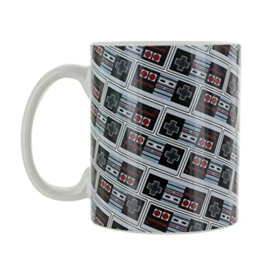 Nintendo NES Controller Mug: Toys & Games