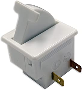 Supplying Demand WR23X10725 Refrigerator Light Switch Compatible With GE Fits AP5796096 PS8758429