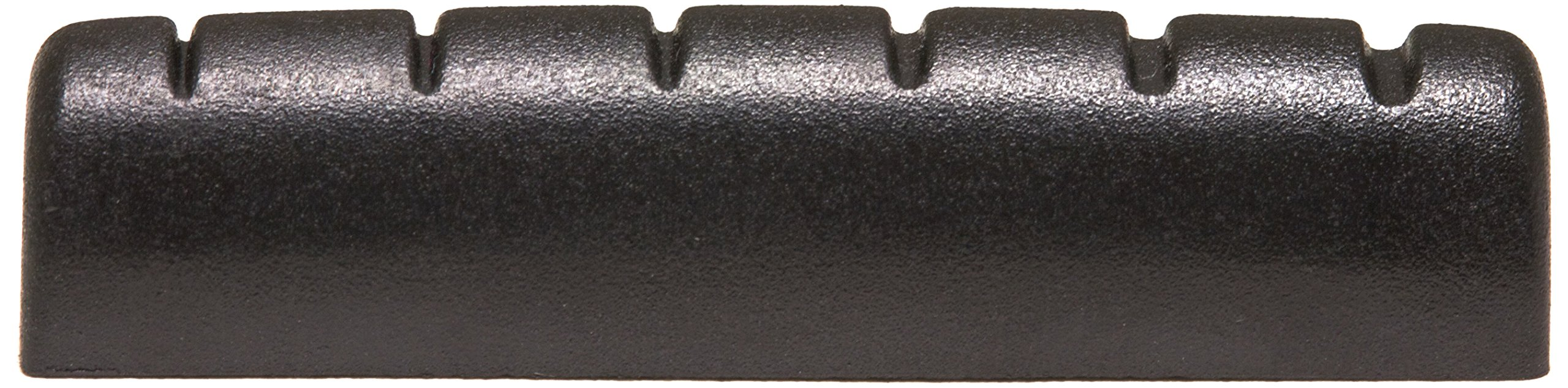 GraphTech PT606000 TUSQ XL Black Self-Lubricating Slotted Nut, Epiphone Style